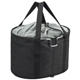 KlickFix Shopper Pro alforjas, black